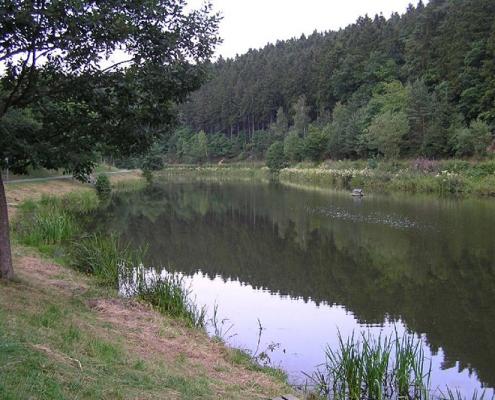 Der Heilbachsee